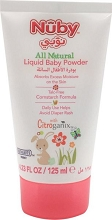 Nuby Dr Talbot's All Natural Liquid Baby Powder 125ml