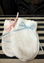 Willbeth Baby Knit Mittens