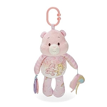 Kids Preferred Care Bears Developmental Activity Toy, Cheer Bear Pink