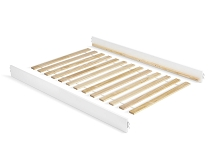 Dolce BabI  Universal Bed Rail Bright White