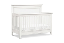Franklin & Ben Beckett 4-in-1 Convertible Crib in Warm White