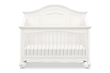 Franklin & Ben Mirabelle 4-in-1 Convertible Crib in Warm White