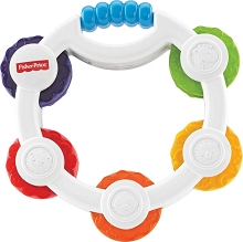 Fisher Price® Tap' N Play Tamborine