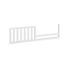Dolce Babi Bocca Universal Convertible Guard Rail Bright White