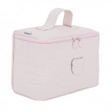 Cambrass Vanity Bag Gofre Pink