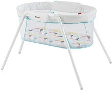 Fisher Price Stow'n Go Bassinet