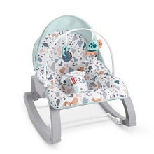 Fisher Price® Deluxe Infant-to-Toddler Rocker