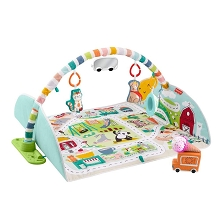 Fisher Price®  Activity City Gym to Jumbo Play Mat™