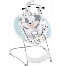 See & Soothe™ Deluxe Bouncer Snugapuppy