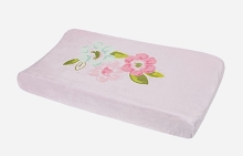 Just Born® One World Collection Changing Pad Cover Blossom