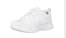 Skechers Glimmer Kicks Live Girl Sneaker White