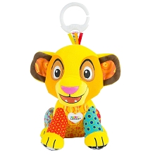 Lamaze  Disney Lion King Clip & Go – Simba Baby Toy