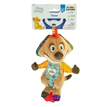 Lamaze Disney Lion King Clip & Go – Timon Baby Toy