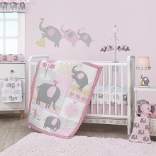 Bedtime Original Eloise 3 Pieces Bedding Crib Set