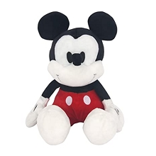 Lambs & Ivy Mickey Mouse Plush Stuffed