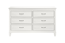 Million Dollar Darlington 6 Drawer Dresser Warm White