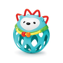 Skip Hop Explore & More Roll Around Rattle, Hedgehog