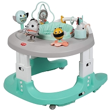 Tiny Love 4-in-1 Walker Here I Grow Mobile Activity Center  Grey