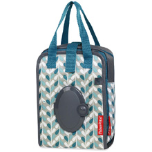 Fisher Price Quick Trip Travel Bag, Teal