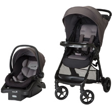 Safety 1st Smooth Ride Travel System, Monument