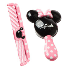 Safety 1st Minnie Brush and Comb Set