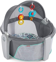 Fisher Price On The Go Baby Dome Bubbles