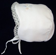 Will'beth Sweet Scallop Bonnet