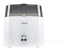 Dr. Brown's Deluxe Electric Sterilizer with LED (US Plug)