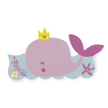 Bedtime Originals Sugar Reef Wall Decor