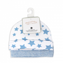 Rose Textiles Heather Hat 2 Pack - Blue