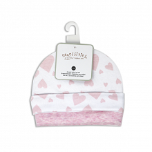 Rose Textiles Heather Hat 2 Pack - Pink