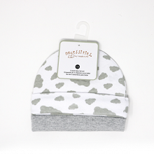 Rose Textiles Heather Hat 2 Pack - Grey