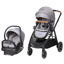 Maxi Cosi Zelia Max 5 in 1 Travel System Nomad Grey