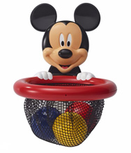 Disney Baby Mickey Mouse Shoot and Store 18m+