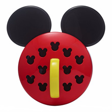 Disney Baby Mickey Mouse Bath Scoop and Storage