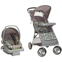 Dorel Cosco Travel System Flurry