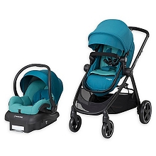 Maxi Cosi Zelia Travel System with Mico 30 Emerald Tide