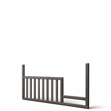 Romina Karisma Toddler Rail in Bruno Antique (Picture does not represent the actual color)