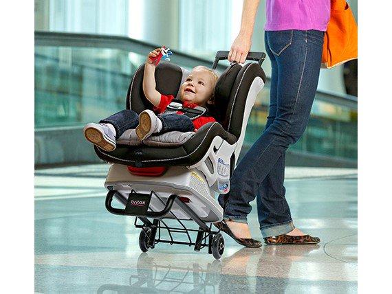 Britax Convertible Travel Cart