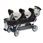 Peg Perego Triplette Stroller Seats (3 Seats Only) Atmosphere