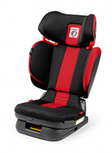 Peg Perego Primo Viaggio Flex 120 Booster Seat Monza-Red and Black