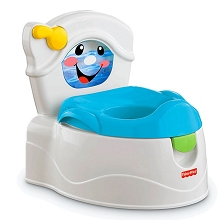 Fisher Price Learn To Flush Potty Seat