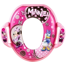 First Years Minnie Mouse Soft Potty Ring