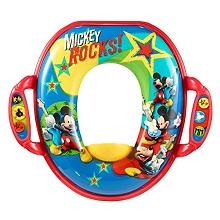 First Years Mickey No Sound Potty Ring