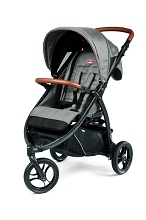 Peg Perego  Z3 All-Terrain Stroller Agio Grey