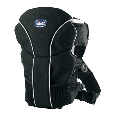 Chicco UltraSoft Baby Carrier, Black