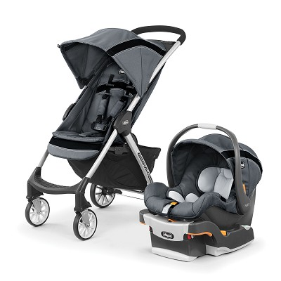 Chicco Mini Bravo® Sport Travel System Carbon