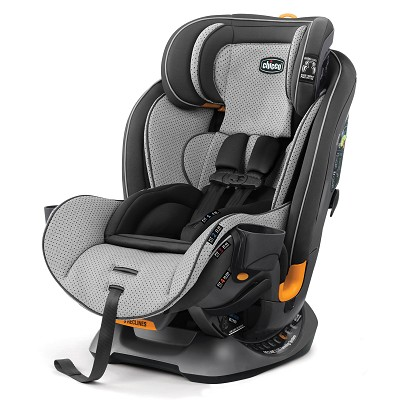 Chicco Usa Fit 4-in-1 Convertible Car Seat Stratosphere