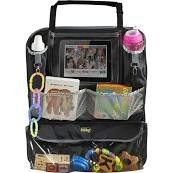 Nuby Deluxe Backseat Organizer