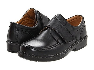 Florsheim Boy Shoes Berwyn Jr II Black-Noir